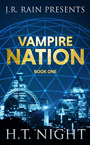 Vampire Nation by H.T. Night | books, reading, book covers, cover love, skylines