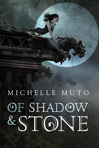 Of Shadow and Stone by Michelle Muto | books, reading, book covers