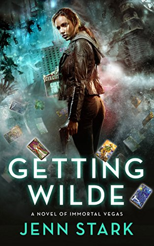 Getting Wilde by Jenn Stark | books, reading, books covers, cover love, cards