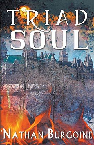 Triad Soul by 'Nathan Burgoine