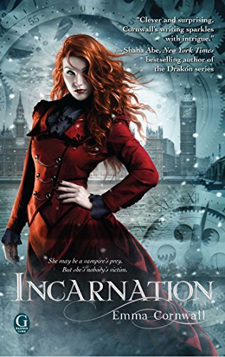 Incarnation by Emma Cornwall | books, reading, book covers, cover love, skylines