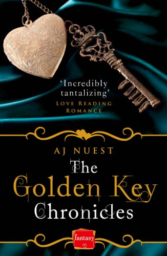 The Golden Key Chronicles by AJ Nuest | books, reading, book covers
