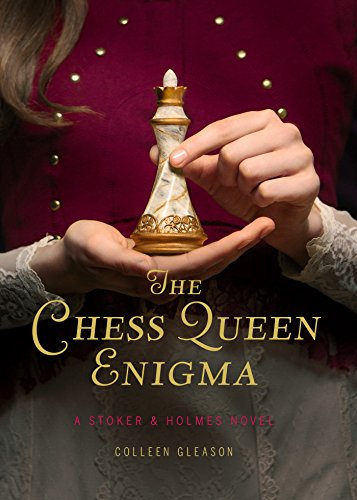 The Chess Queen Enigma by Colleen Gleason | books, reading, book covers