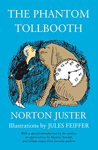 The Phantom Tollbooth by Norton Juster | reading, books