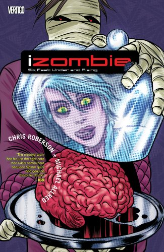 iZombie Vol. 3 by Chris Roberson & Michael Allred | reading, books, book covers, cover love, zombies
