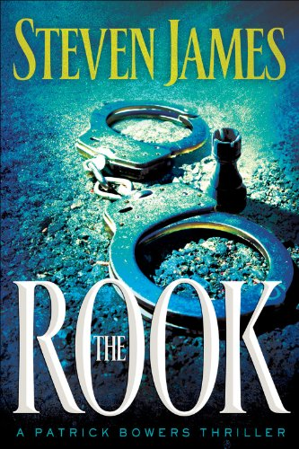 The Rook by Steven James | books, reading, book covers