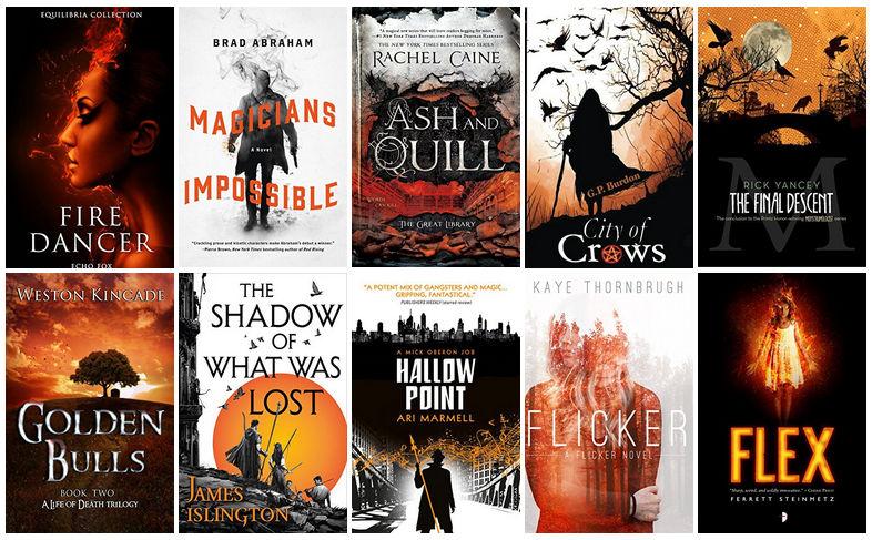 Black, White, & Orange Book Covers | reading, books, book covers, cover love, orange