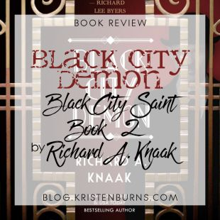 Book Review: Black City Demon (Black City Saint Book 2) by Richard A. Knaak