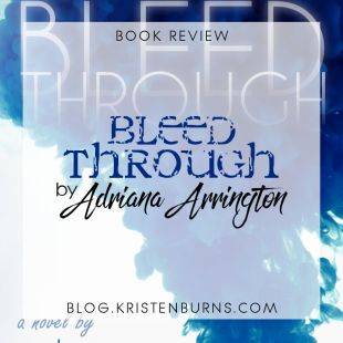 Book Review: Bleed Through by Adriana Arrington