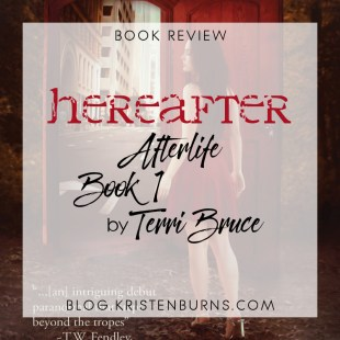 Book Review: Hereafter (Afterlife Book 1) by Terri Bruce