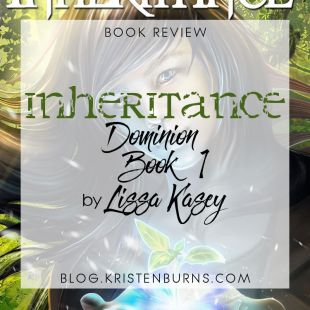 Book Review: Inheritance (Dominion Book 1) by Lissa Kasey