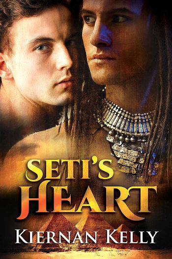 Book Review: Seti's Heart by Kiernan Kelly   reading, books, book reviews, fantasy, paranormal/urban fantasy, lgbtqia