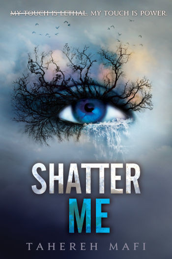 Book Review: Shatter Me (Shatter Me Book 1) by Tahereh Mafi | reading, books, book reviews, science fiction, dystopian, young adult