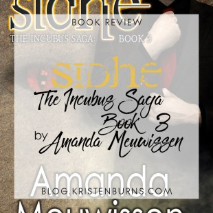 Book Review: Sidhe (The Incubus Saga Book 3) by Amanda Meuwissen