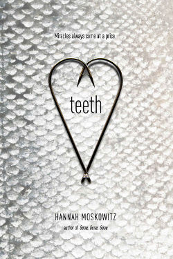 Book Review: Teeth by Hannah Moskowitz | reading, books, book reviews, paranormal/urban fantasy, lgbt+, mermen