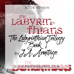 Book Review: The Labyrinthians (The Labyrinthian Trilogy Book 1) by J.A. Armitage