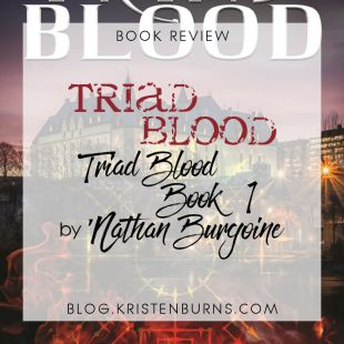 Book Review: Triad Blood (Triad Blood Book 1) by 'Nathan Burgoine