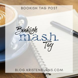 Bookish Tag Post: Bookish M.A.S.H. Tag