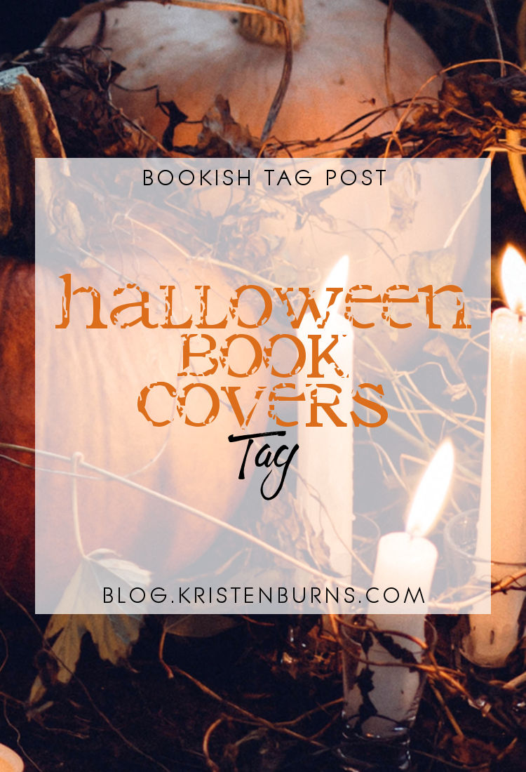 bookish tag post: halloween book covers tag [original] | metaphors