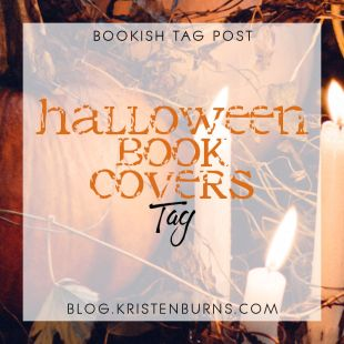 Bookish Tag Post: Halloween Book Covers Tag [Original]