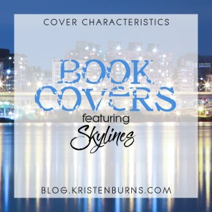 Cover Characteristics: Book Covers featuring Skylines