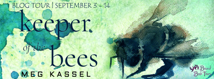 Keeper of the Bees Blog Tour Banner