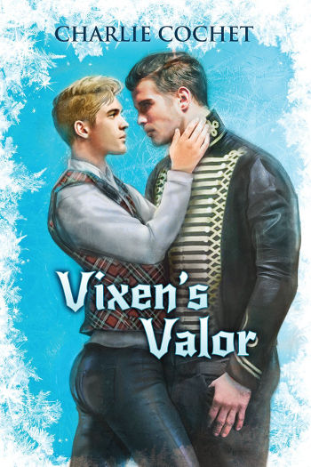 Mini Review: Vixen's Valor (North Pole City Tales Book 3) by Charlie Cochet | reading, books, book review, fantasy, christmas, lgbt
