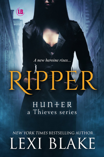Book Review: Ripper (Hunter - A Thieves Series Book 1) by Lexi Blake | books, reading, book reviews, book covers, fantasy, paranormal romance, urban fantasy, vampires, demons, werewolves, paranormal, supernatural