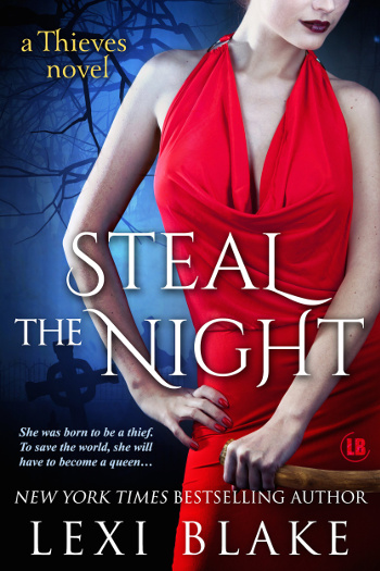 4 Star Book Review: Steal the Night (Thieves Book 5) by Lexi Blake | books, reading, book reviews, book covers, fantasy, paranormal romance, urban fantasy, vampires, faeries, werewolves, demons