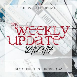 The Weekly Update: 10/29/17 + My Sims Dancing Like No One is Watching