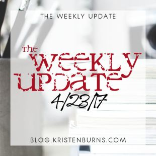 The Weekly Update: 4/23/17