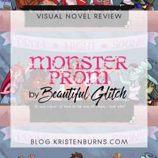 Visual Novel Review: Monster Prom by Beautiful Glitch