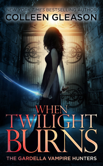 Book Review: When Twilight Burns (The Gardella Vampire Hunters Book 4) by Colleen Gleason | reading, books, book reviews, fantasy, historical fantasy, urban fantasy, paranormal romance, vampires