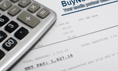 бланк расчетного листка по заработной плате