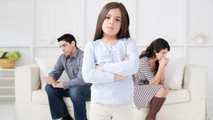 Развод при наличии ребенка