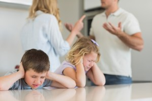 Ссоры родителей