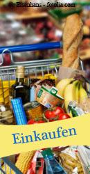 Küchen-Blogparade bei KüchenAtlas: Lebensmittel Einkaufen