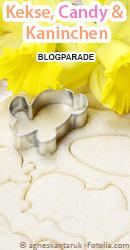 Kekse, Candy & Kaninchen: Vor-österliche Blogparade im März