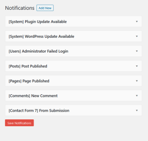Plugin WordPress Slack Notifications