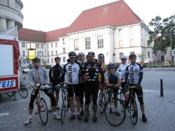 6 Uhr 17-Abfahrt in Oranienburg