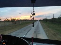 On the road to Santa Clara