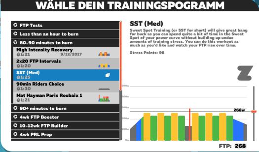 SST Training
