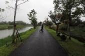 Fotostop im Regen