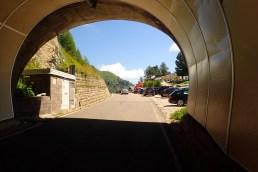3ter Pass - oben am Passo Fedaia