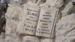Elmie McFie West Tce Cemetery, Adelaide