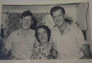 Dad, Nan and Uncle Bill