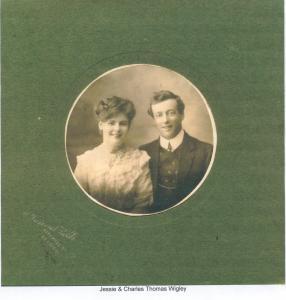 Jessie and Charles Wigley