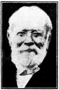 Postal Worker William Thomas Chapman