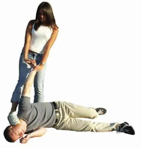 Humane Pressure Point Self Defense