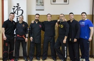 Kyusho Instructor Courses in Spain